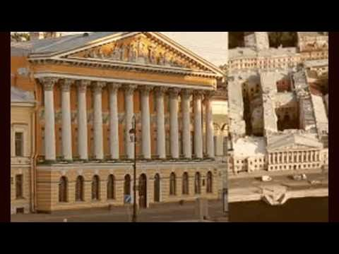 Засыпанные города России. Как это было.