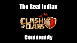 The Real Indian Clash Of Clans Community