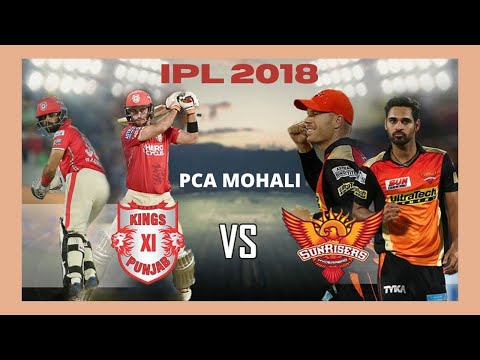 KXIP Vs SRH Highlights At PCA Mohali  : Chris Gayle Century IPL 2018