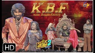 Patas 2 | K.G.F Movie Spoof Part 1 | 11th  February 2019  | Full Episode 998 | ETV Plus
