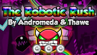 Geometry Dash [2.0] (Demon) - The Robotic Rush by Andromeda - GuitarHeroStyles