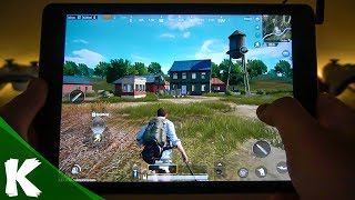 PUBG Mobile | iPad 2017 | Gameplay & Performance | Best Settings
