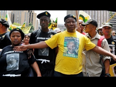 For more analysis, visit: http://www.stratfor.com Analyst Mark Schroeder discusses how the suspension of the African National Congress (ANC) Youth League pre...