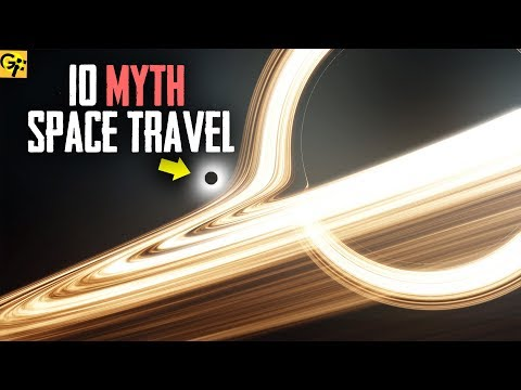 10 Myths About Space Travel