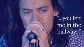 Harry After Zayn Left One Direction Zarry Part 7c