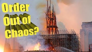 Fire At Notre Dame Follows Wave Of Church ATTACKS - Will They Blame The Yellow Vest Movement?