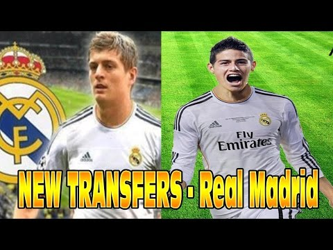 NEW TRANSFERS! James Rodriguez, Kroos to Real Madrid! Opinion on Galacticos Transfer Policy