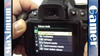 Nikon ML L3 Flash Remote Plus How to Set this up with the Nikon D5100 Digital SLR