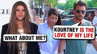 Scott Disick DUMPS Sofia Richie For Kourtney Kardashian?