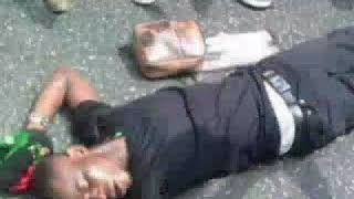 IPOB/BIAFRAN Members Killed In Ekwulobia By Army & Police During Nnamdi Kanu Visit To Ekwulobia