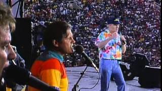 The Beach Boys - Barbara Ann (Live at Farm Aid 1985)