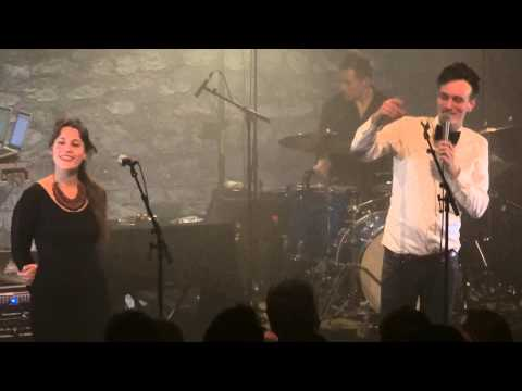 Efterklang -  Between The Walls / Dreams Today (HD) Live in Paris 2012