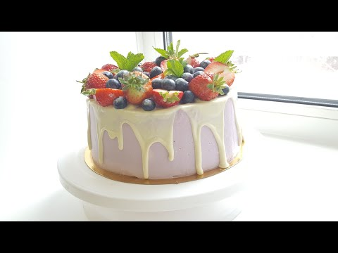 "Торт ""Молочная девочка""💟«Milch Mädchen» cake💟"