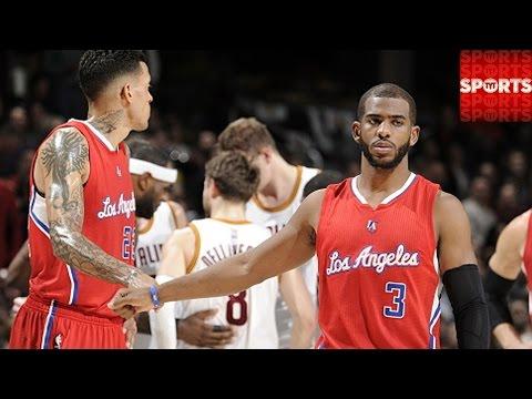 Chris Paul Sexist Comments? | Clippers vs. Cavaliers 2015