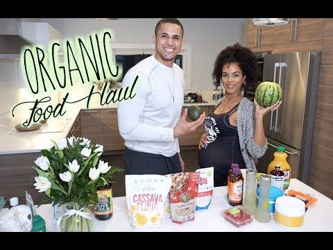 What We Eat + Organic Food Haul | Free Gift!