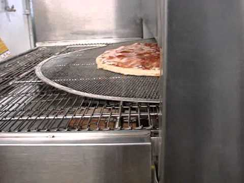 Middleby Marshall Ps360 Conveyor Pizza Oven Youtube