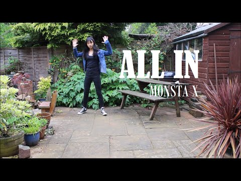 MONSTA X 몬스타엑스 - ALL IN 걸어 - Dance Cover by Cheryl [1theK Dance Cover Contest]