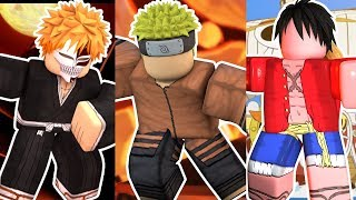 Anime Battle Arena | *New Roblox Battle Game* | iBeMaine