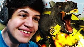 SÓ TRETA DOIDA! - Beast Battle Simulator