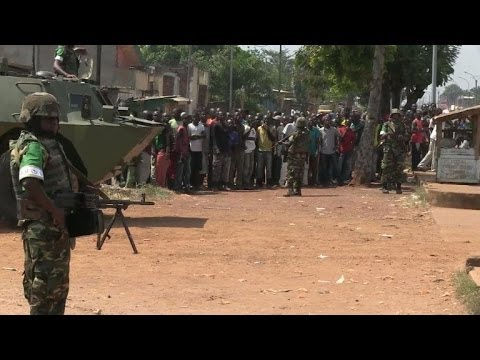 Centrafrique: 3 membres de la Séléka tués par la force africaine