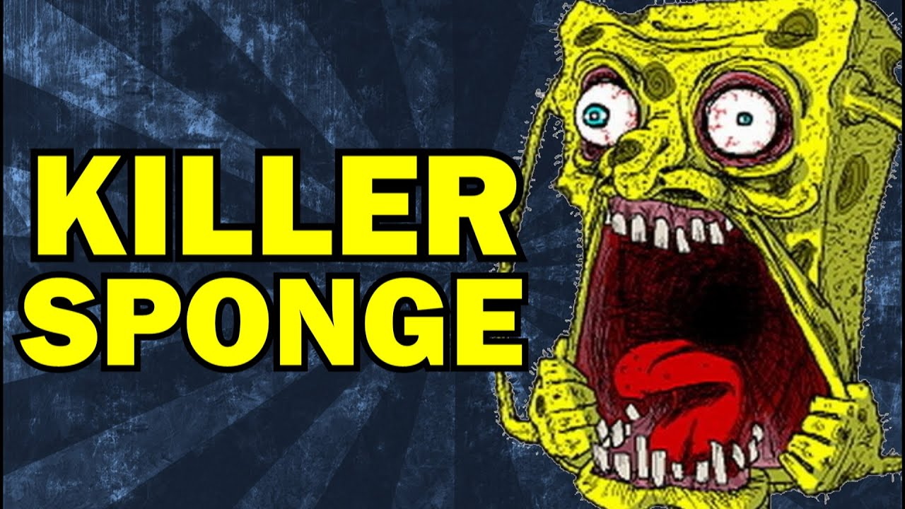 Killer spongebob