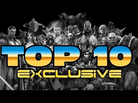 Los mejores juegos MMO gratuitos de 2013 - TOP 10 (Spanish)