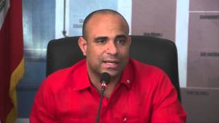 VIDEO: Haiti - Premier Minis Laurent lamothe lage ZERO Tolerance nan deye bandit ak kidnappeurs...