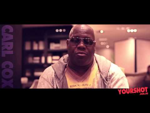 Your Shot 2012 - Carl Cox Interview