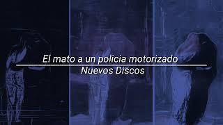 El mato a un policía motorizado - Nuevos Discos (Subtítulos)
