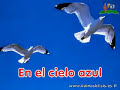 02 En el cielo azul (Cantos para niños)
