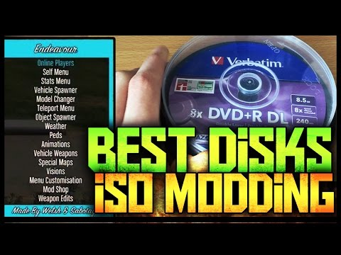 BEST Disks for ISO Modding! - (Xbox Modding)::