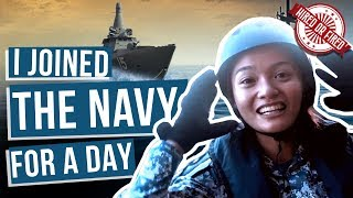Hired or Fired: Navy Crew for a Day