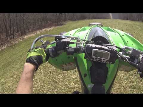 Kfx450r wheelies