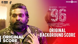 96 Movie Original Background Score Vijay Sethupathi Trisha Govind Vasantha C Prem Kumar