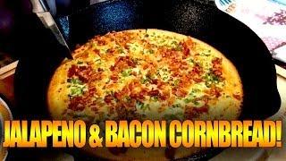Mariah Milano's Jalapeno Bacon Cornbread Recipe Challenge!