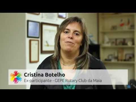 Testemunhos GEPE - Cristina Botelho
