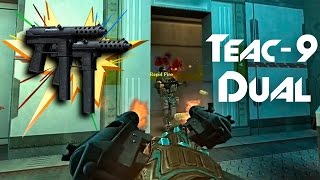 WOLFTEAM YENİ SİLAH TEAC-9 DUAL (wst #1)