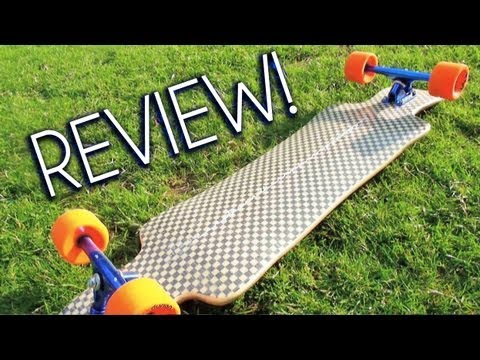 LongboardUK: LBL Double-Kick Penguin Review