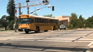 Safe Railroad Crossing Procedures for School Bus Drivers