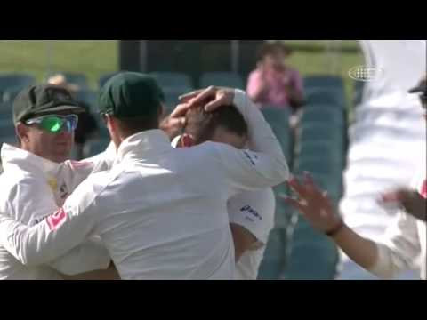 2nd Test v SA - Kleinveldt Wicket