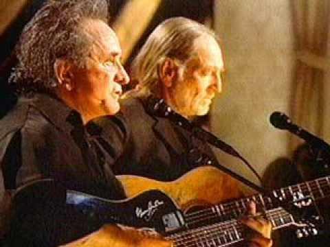 Willie Nelson - Missing Ol Johnny Cash