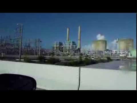 Alex goes to Turkey Point Nuclear Plant || BURN Radio