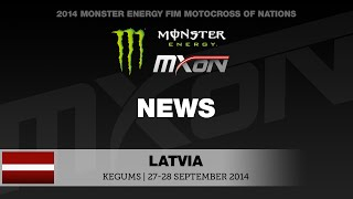 MXoN 2014 Highlights - Monster Energy FIM Motocross of Nations
