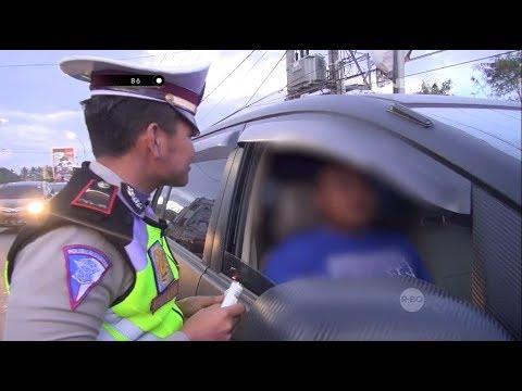 Ubah Warna Kendaraan & Menggunakan Strobo, Pria Ini Kaget Ditilang - 86