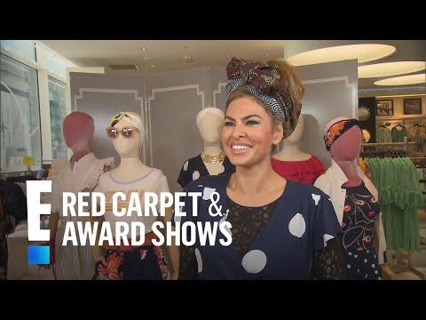 Does Eva Mendes Let Her Kids Wear Whatever They Want? | E! Live from the Red Carpet