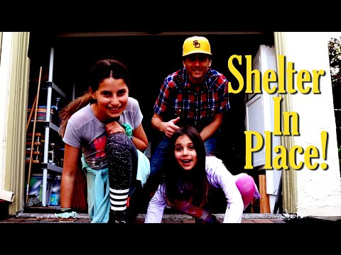 Shelter In Place (music video) - Sam Deezy feat. DJDave