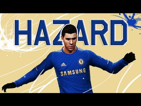 Eden Hazard • Chelsea FC  ➙ 'Challenge Accepted' • PES 2012 • HD