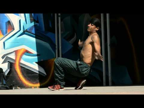 Freestyle Breaking/Martial Arts - Eddie Chicano Nunez