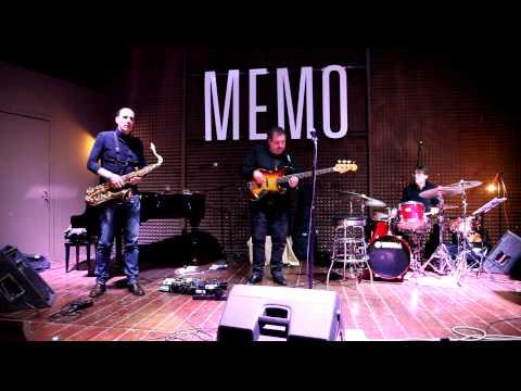 MEMO RESTAURANT  Music Club MILAN – Pippo Matino Silvia Barba Walter Calloni Joe la Viola