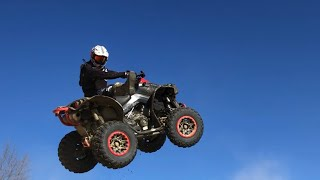 Riding Can-am Renegade 1000R & 800R XXC! Podjazdy! Skoki! GOPRO